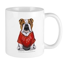 Team Bulldog Mug