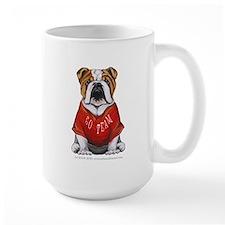 Team Bulldog Mug