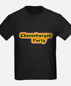 Cheeseburger Party T