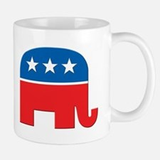 Republican Logo Small Small Mug