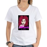 Natasha NYC Women's V-Neck T-Shirt