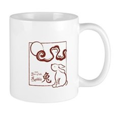 Cute Chinese zodiac rabbit Mug