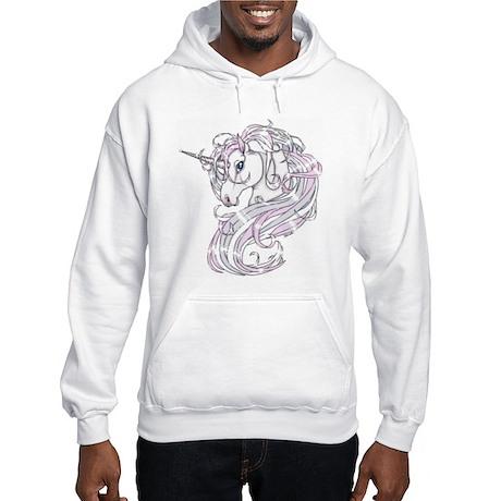 Unicorn Hooded Sweatshirt