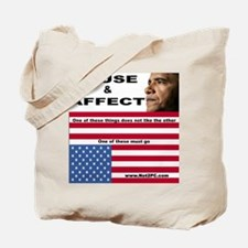 causeaffect Tote Bag