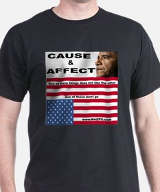 causeaffect T-Shirt