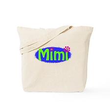 Bright Mimi Tote Bag