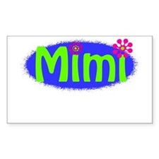 Bright Mimi Decal