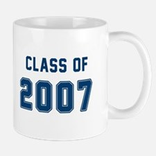 Class of 2007 Blue Mugs
