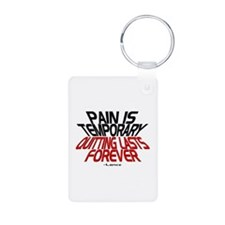 Pain vs Quitting Keychains