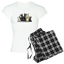 Scottie 5 Pajamas