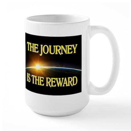 START NOW Large Mug