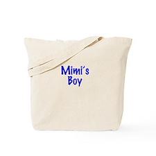 Mimi's Boy Tote Bag