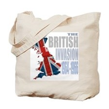 British Invasion Tote Bag