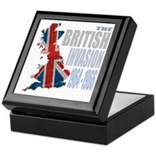 British Invasion Keepsake Box