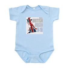 British Invasion Infant Bodysuit
