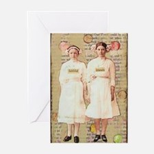 Faithful Friends Greeting Cards (Pk of 10)