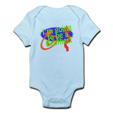 Going To Be A Brother Infant Bodysuit
