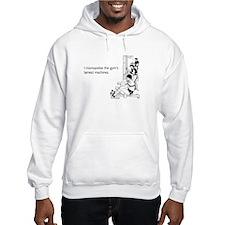 Gym's Lamest Machines Hooded Sweatshirt