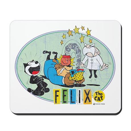 Felix Boxing Glove Mousepad