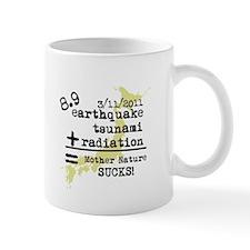 MOTHER NATURE SUCKS - MUGS Mug