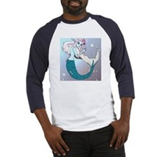 Anime Mermaid Baseball Jersey