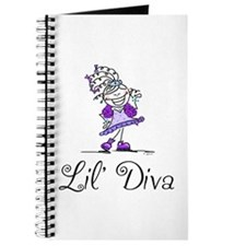 Lil' Diva in Purple Journal