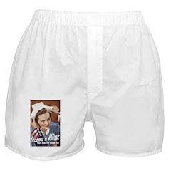 Become A Nurse Boxer Shorts