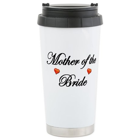 Mother of the Bride 'Day of' Travel Mug