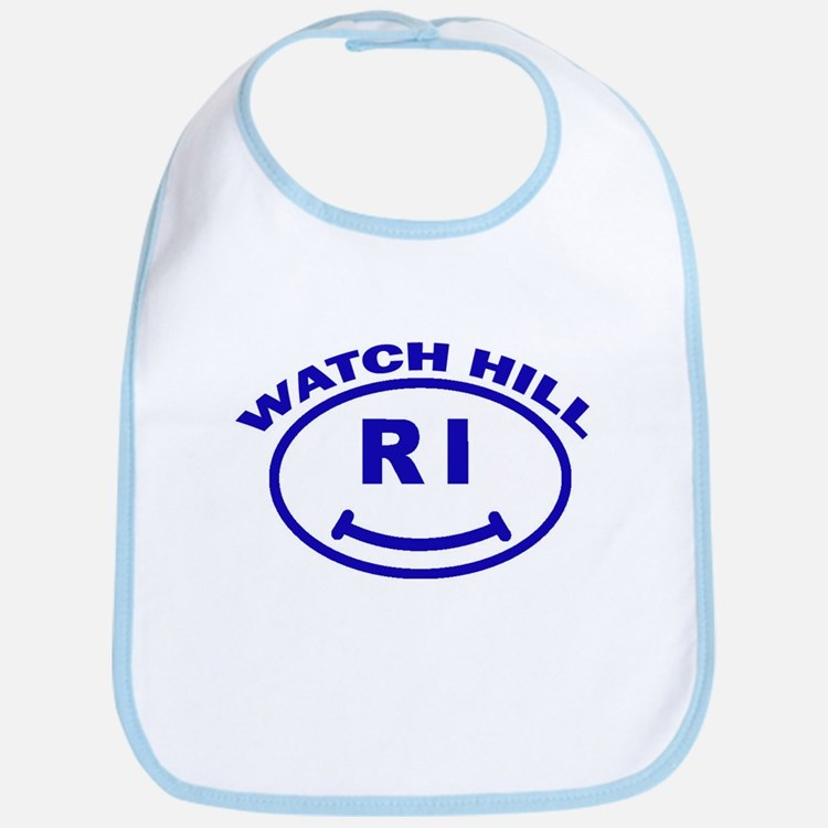 Watch Hill RI Smile(TM) Bib