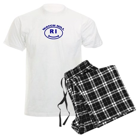 Watch Hill RI Smile(TM) Men's Light Pajamas