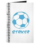 Soccer Striker Journal