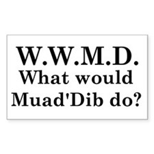 WWMD Rectangle Sticker