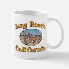 Vintage Long Beach Mug
