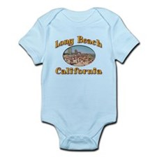 Vintage Long Beach Infant Bodysuit