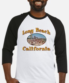 Vintage Long Beach Baseball Jersey