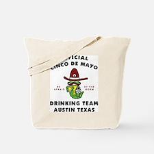 Austin Texas Cinco de Mayo Tote Bag