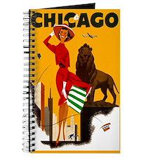 Vintage Chicago Travel Journal