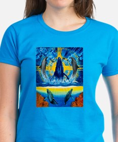 Peace in the Water Tee