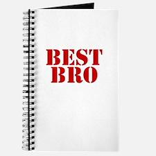 Best Bro Journal