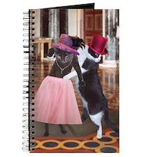 Ballroom Cats Journal