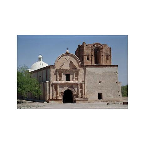 San Jose de Tumacacori Rectangle Magnet (100 pack)