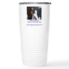 Heal the World Travel Mug