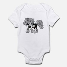 Gypsy Vanner Infant Bodysuit