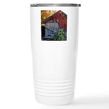 Old Barn Travel Coffee Mug