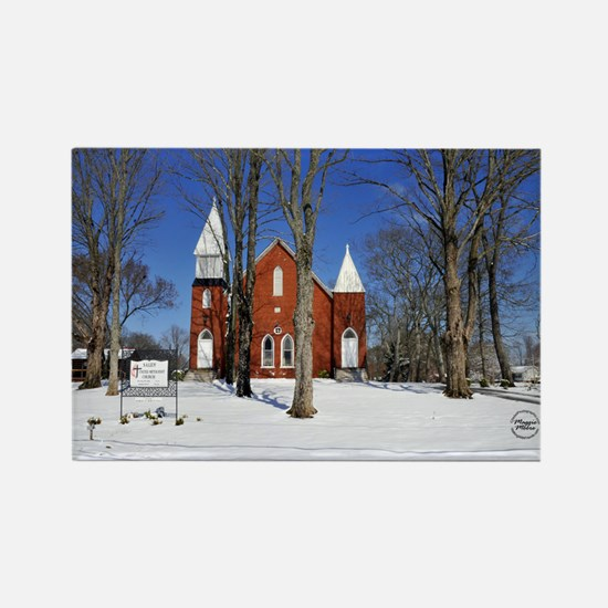 Methodist Church Rectangle Magnet