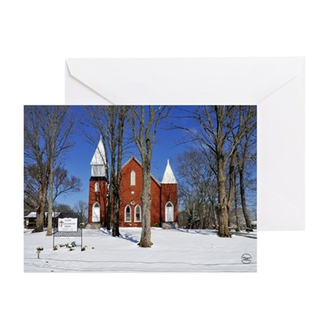 Methodist Church Greeting Cards (Pk of 10)