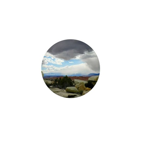 Desert Canyon Mini Button (100 pack)