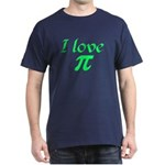I Love Pi - Dark T-Shirt