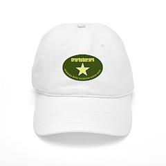 Green Circle Baseball Cap