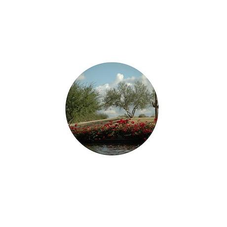 Desert Creek Mini Button